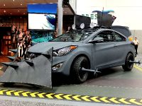 Hyundai Elantra Zombie Survival Machine