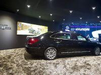 Hyundai Equus Limousine Moscow 2012