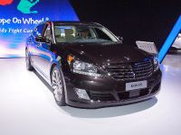 Hyundai Equus New York 2013