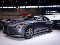 Hyundai Genesis Chicago 2014