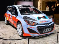 Hyundai i20 WRC Geneva 2014