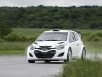 Hyundai i20 WRC Test Debut