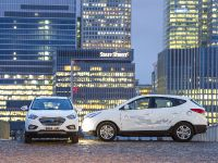Hyundai ix35 Fuel Cell Vehicles