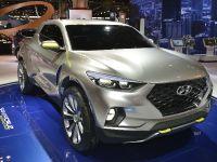 Hyundai Santa Cruz Crossover Truck Concept Chicago 2015