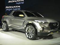 Hyundai Santa Cruz Crossover Truck concept Detroit 2015
