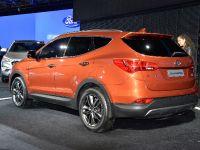 Hyundai Santa Fe New York 2012
