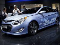 Hyundai Sonata hybrid Frankfurt 2011