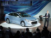 Hyundai Sonata Hybrid New York 2010