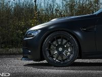 iND BMW E92 M3 Frozen Black 2013
