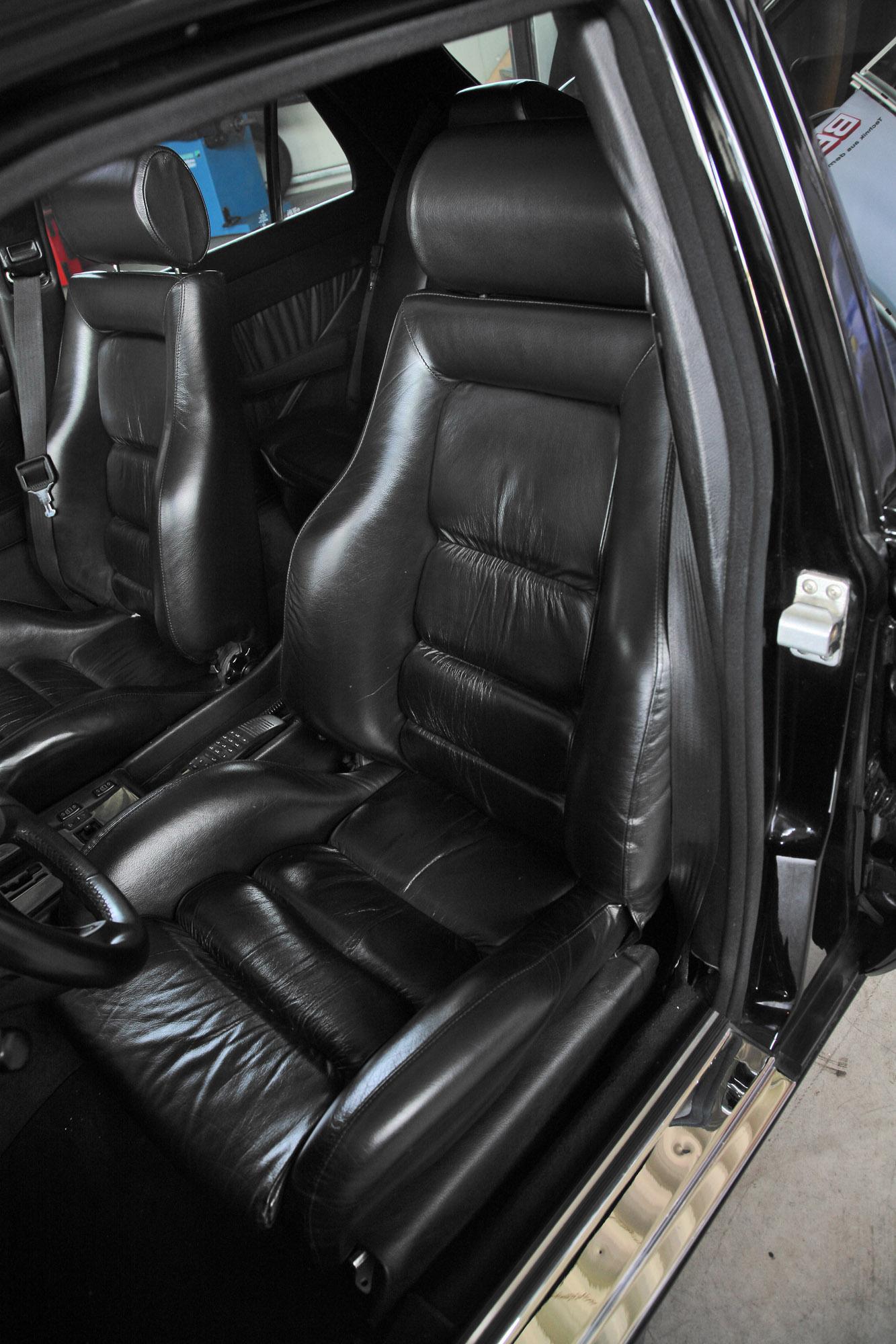 INDEN-Design Mercedes-Benz 560 SE - настоящий гангстерский автомобиль для бегства - фотография №19