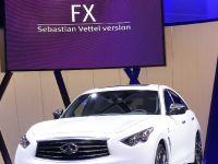 Infinit FX Sebastian Vettel version Frankfurt 2011