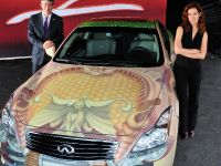 Infiniti G37 Anniversary Art Project Vehicle
