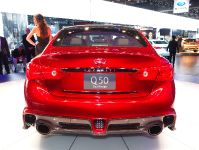 Infiniti Q50 Eau Rouge Detroit 2014