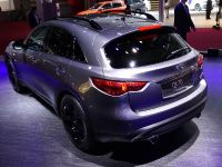 Infiniti QX 70 Paris 2014