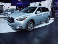 Infiniti QX60 New York 2013