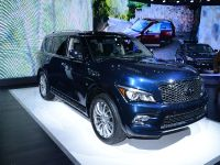 Infiniti QX80 New York 2014
