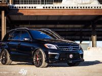 Inspired Autosport Mercedes-Benz ML63 By SR Auto