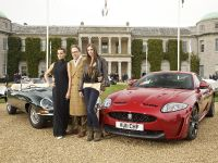 Jaguar at the 2011 Goodwood Festival of Speed