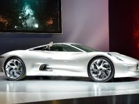 Jaguar C-X75 Concept Los Angeles 2010