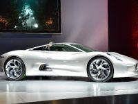 Jaguar C-X75 Concept Los Angeles 2010
