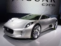 Jaguar C-X75 Concept Paris 2010