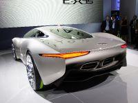 Jaguar C-X75 Concept Paris 2010