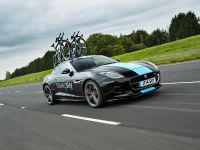 Jaguar F-TYPE Coupe High Performance Support Vehicle