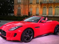 Jaguar F-Type In Burning Desire