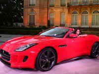 Jaguar F-Type In Burning Desire