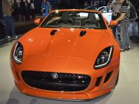 Jaguar F-Type Los Angeles 2012