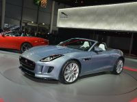 Jaguar F-TYPE Paris 2012