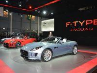 Jaguar F-TYPE Paris 2012