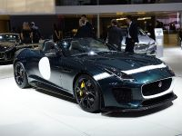 Jaguar F-Type Project 7 Paris 2014