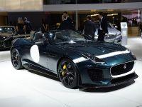 Jaguar F-Type Project 7 Paris 2014