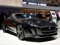 Jaguar F-TYPE R Coupe Paris 2014