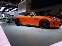 Jaguar F-TYPE Shanghai 2013