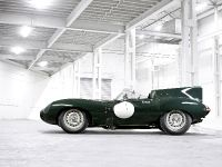 Jaguar Lightweight E-type and 1995 Jaguar Heritage D-Type