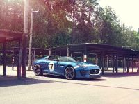 Jaguar Project 7 Concept Car
