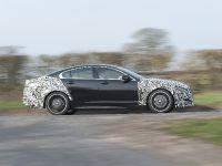 Jaguar XF diesel spy