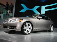 Jaguar XF Frankfurt 2011