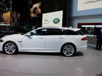 Jaguar XF Sportbrake Geneva 2012