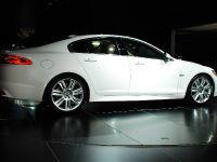 Jaguar XFR Detroit 2009