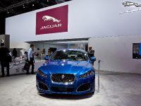 Jaguar XFR Moscow 2012