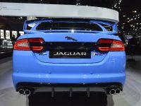 Jaguar XFR-S Los Angeles 2012