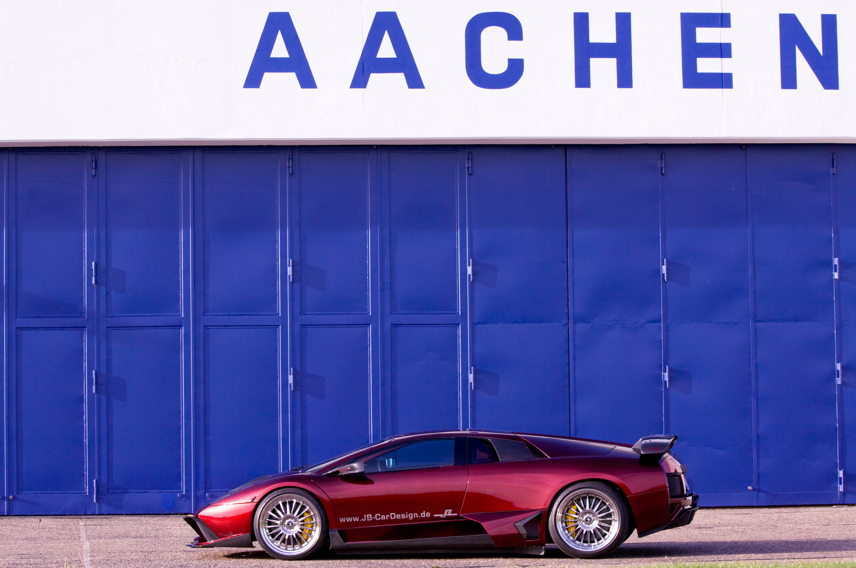 JB Car Design уточняет Lamborghini Murcielago LP 640 - фотография №7