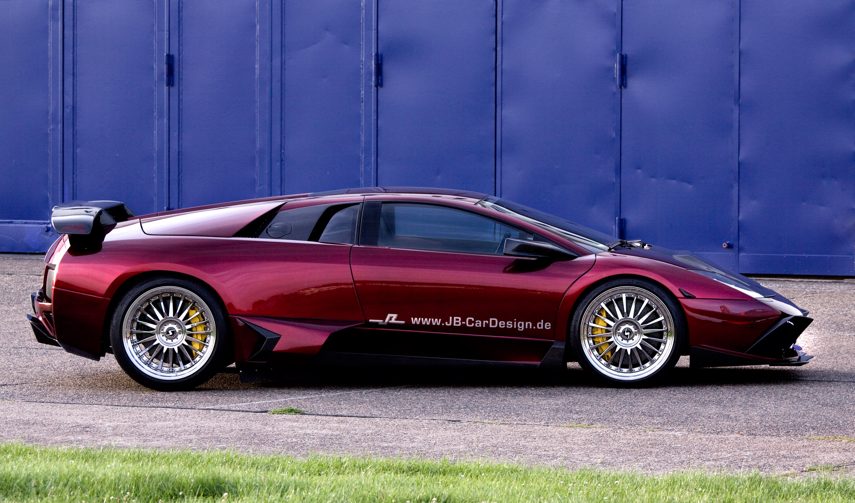JB Car Design уточняет Lamborghini Murcielago LP 640 - фотография №8