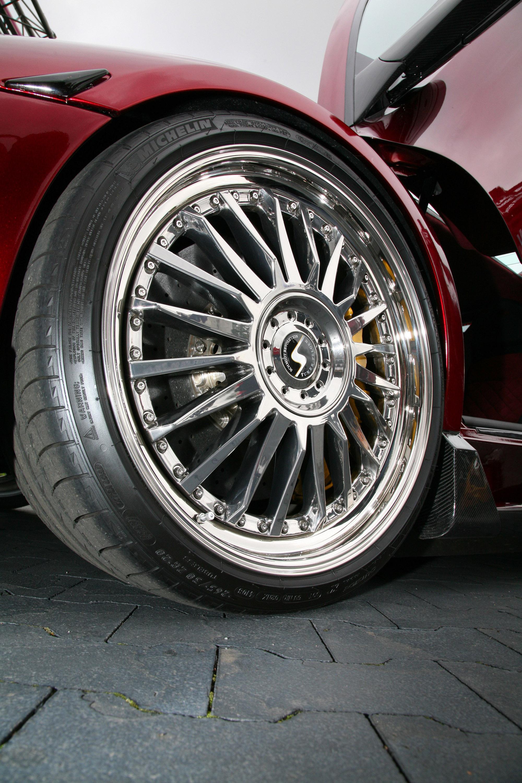 JB Car Design уточняет Lamborghini Murcielago LP 640 - фотография №11