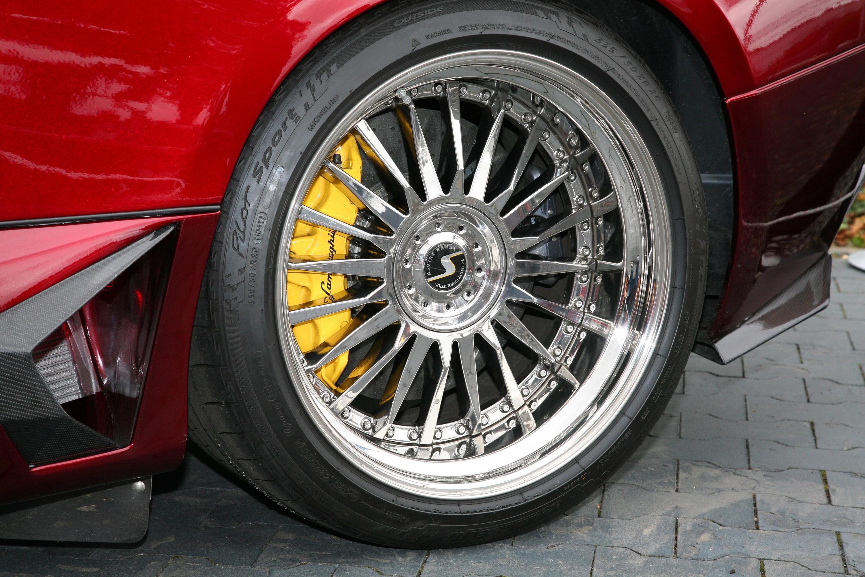 JB Car Design уточняет Lamborghini Murcielago LP 640 - фотография №12