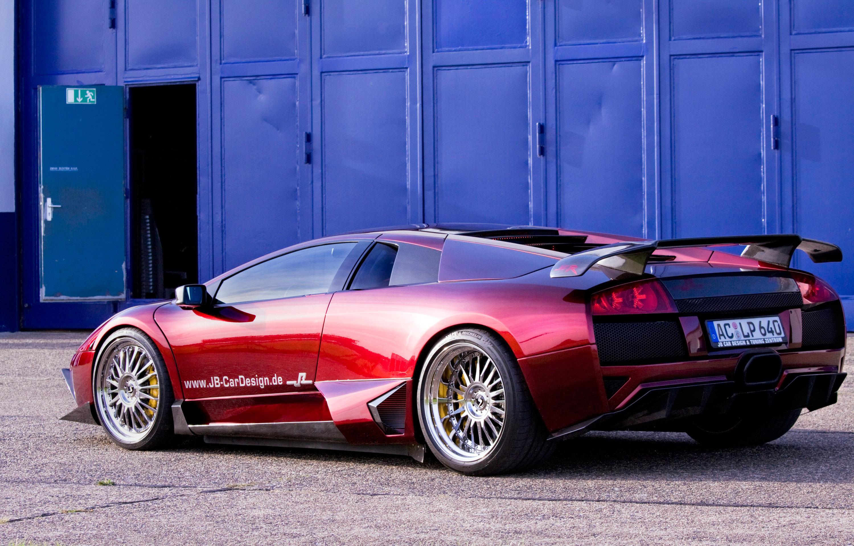 JB Car Design уточняет Lamborghini Murcielago LP 640 - фотография №15