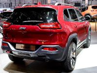 Jeep Cherokee Geneva 2014